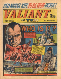 Valiant and TV21 #100
