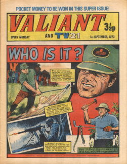 Valiant and TV21 #101