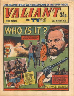 Valiant and TV21 #108