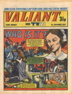Valiant and TV21 #111
