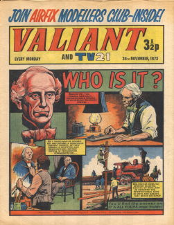 Valiant and TV21 #113