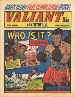 Valiant and TV21 #114