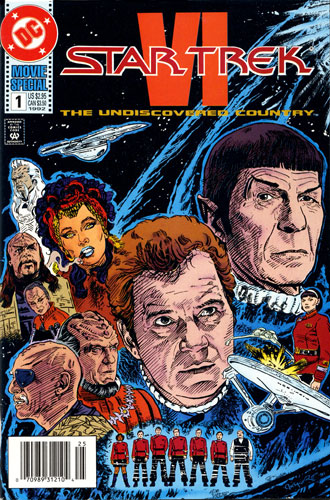 DC Star Trek VI