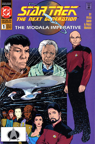 DC TNG The Modala Imperative #1