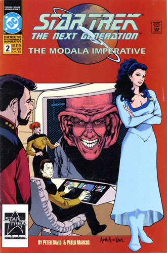 DC TNG The Modala Imperative #2