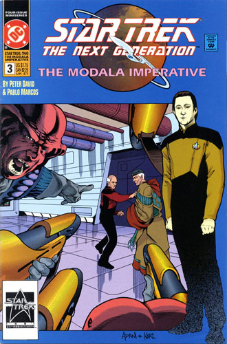 DC TNG The Modala Imperative #3