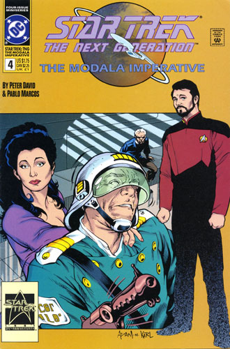DC TNG The Modala Imperative #4