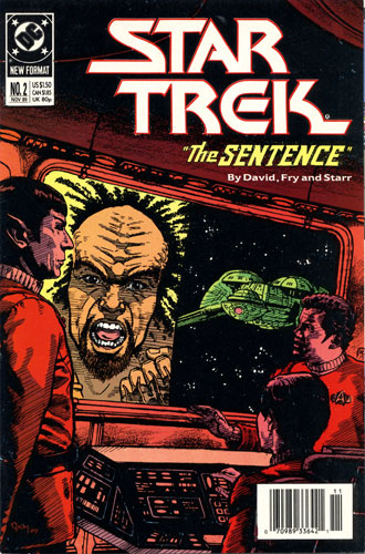 DC Star Trek Monthly 2 #2