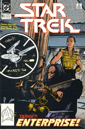 DC Star Trek Monthly 2 #3