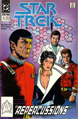 DC Star Trek Monthly 2 #4