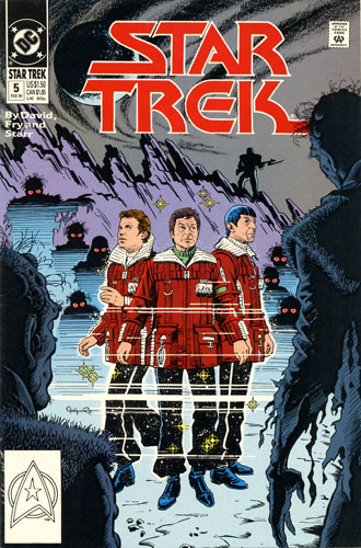 DC Star Trek Monthly 2 #5