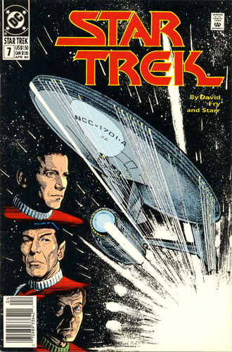 DC Star Trek Monthly 2 #7