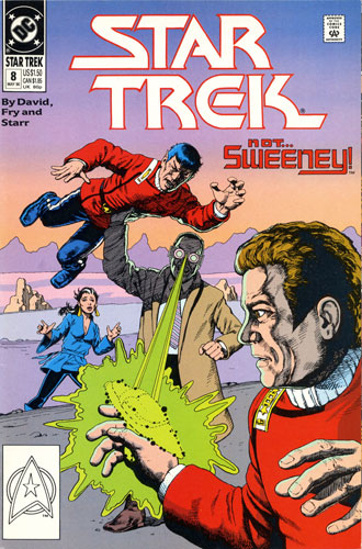 DC Star Trek Monthly 2 #8