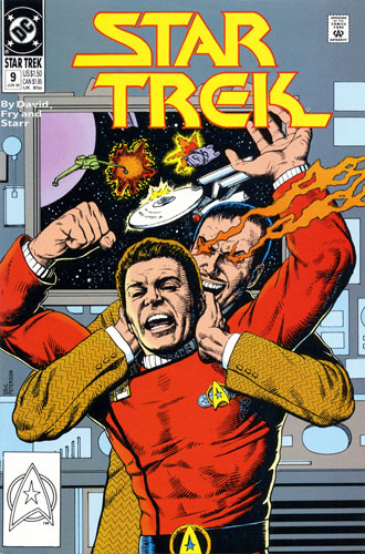 DC Star Trek Monthly 2 #9