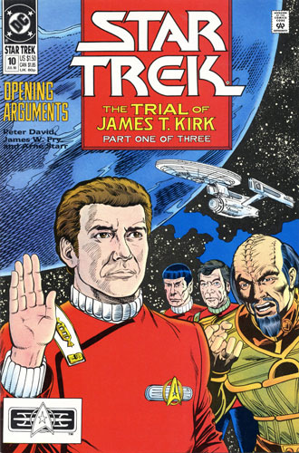 DC Star Trek Monthly 2 #10