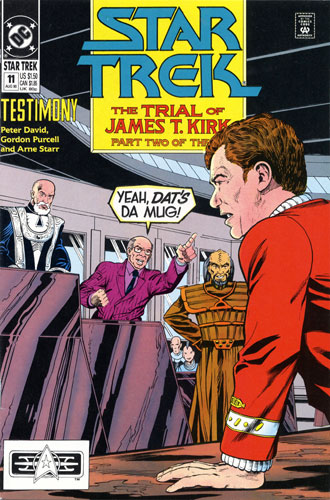 DC Star Trek Monthly 2 #11