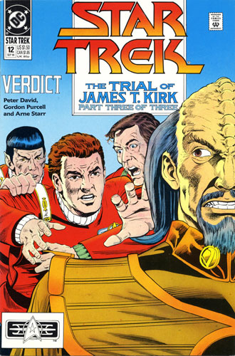 DC Star Trek Monthly 2 #12