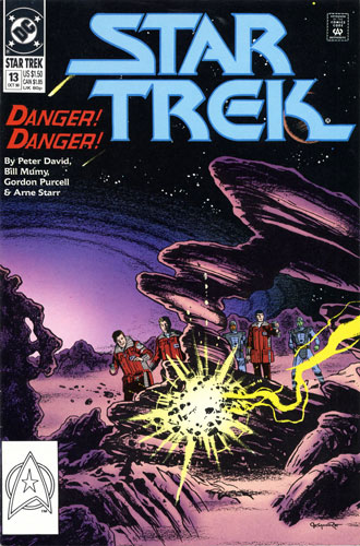 DC Star Trek Monthly 2 #13