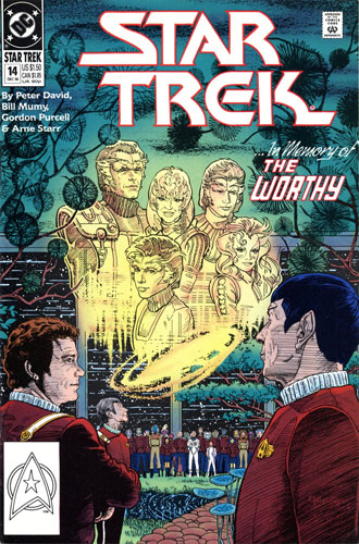 DC Star Trek Monthly 2 #14