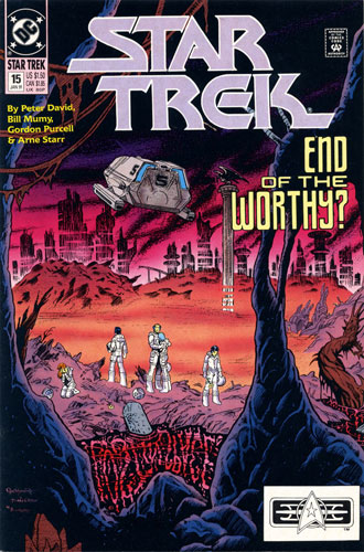 DC Star Trek Monthly 2 #15