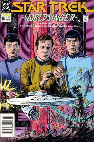 DC Star Trek Monthly 2 #16