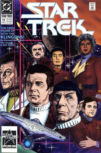 DC Star Trek Monthly 2 #17