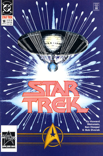 DC Star Trek Monthly 2 #18