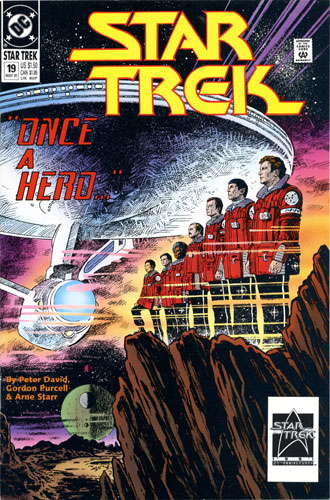 DC Star Trek Monthly 2 #19