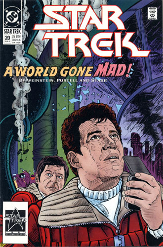 DC Star Trek Monthly 2 #20