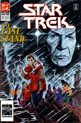 DC Star Trek Monthly 2 #21