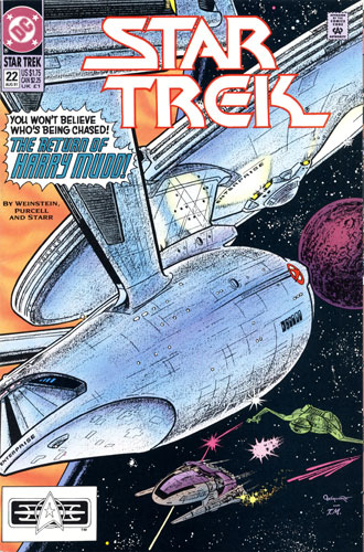 DC Star Trek Monthly 2 #22