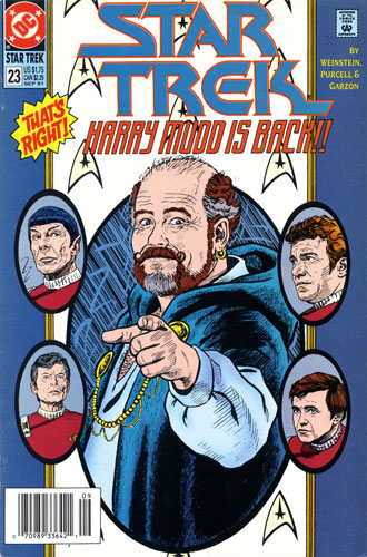 DC Star Trek Monthly 2 #23