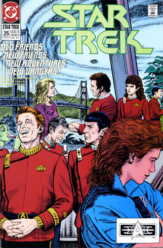 DC Star Trek Monthly 2 #25