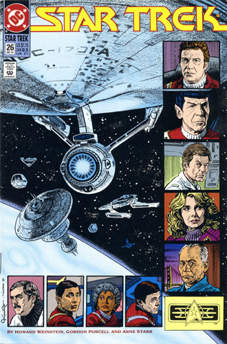 DC Star Trek Monthly 2 #26