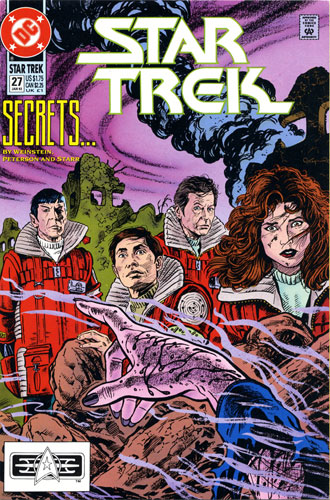 DC Star Trek Monthly 2 #27