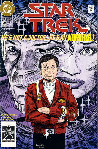 DC Star Trek Monthly 2 #28
