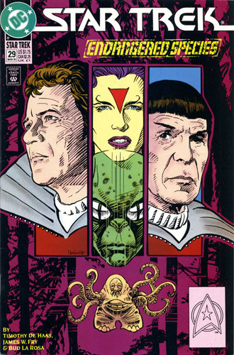 DC Star Trek Monthly 2 #29