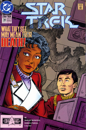 DC Star Trek Monthly 2 #30