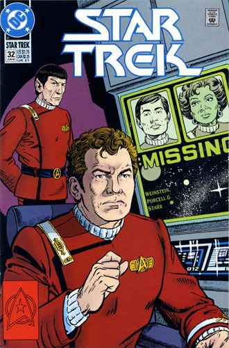 DC Star Trek Monthly 2 #32