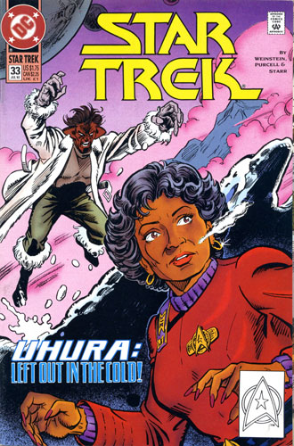 DC Star Trek Monthly 2 #33