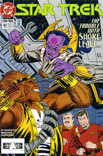 DC Star Trek Monthly 2 #42