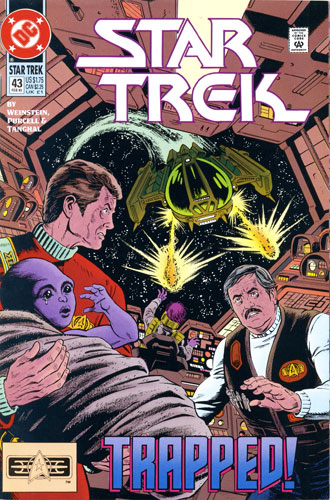 DC Star Trek Monthly 2 #43