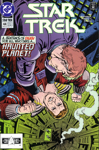 DC Star Trek Monthly 2 #44