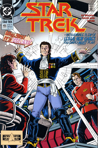 DC Star Trek Monthly 2 #45