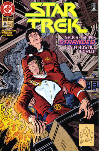 DC Star Trek Monthly 2 #46