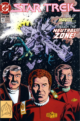 DC Star Trek Monthly 2 #47