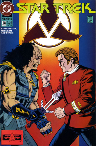 DC Star Trek Monthly 2 #48