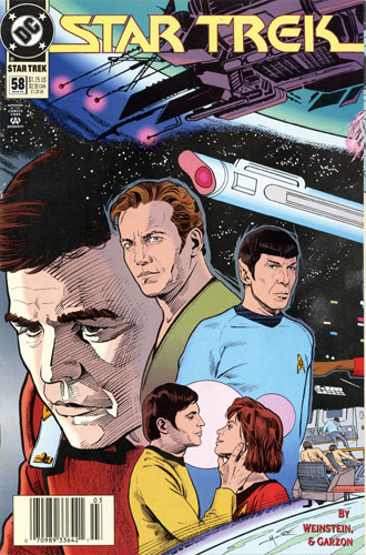 DC Star Trek Monthly 2 #58
