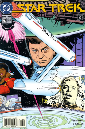 DC Star Trek Monthly 2 #59