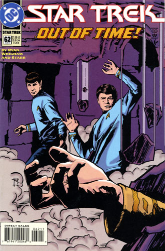 DC Star Trek Monthly 2 #62